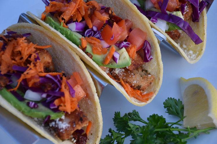 Image of Tilapia Tacos