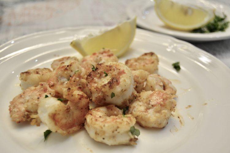 Image of Sautéed Old Bay Shrimp